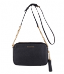 Michael Kors Clutches Camera Bag Zwart
