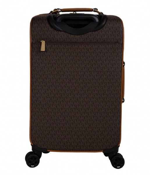 Bedford Travel XL Spinner brown acorn Michael Kors | The