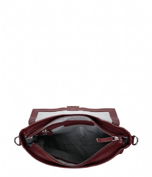 MyK Bags Schoudertas Bag Cosmic Bordeaux