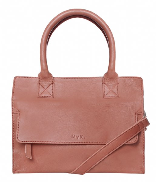 MyK Bags Handtas Bag Cityhopper blush