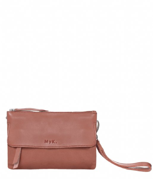 MyK Bags Crossbodytas Bag Wannahave blush