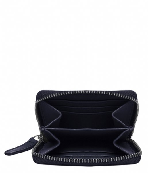 MyK Bags Ritsportemonnee Purse Dawn midnight blue