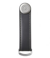 Orbitkey Leather Orbitkey 2.0 charcoal grey