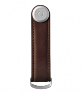 Orbitkey Leather Orbitkey 2.0 espresso brown