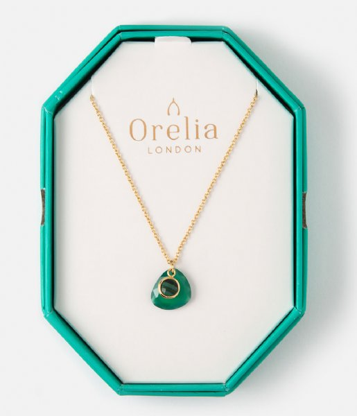 Orelia Ketting Cluster Giftbox pale gold plated (23373)