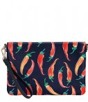POM Amsterdam Clutches Clutch Hot Stuff Blauw