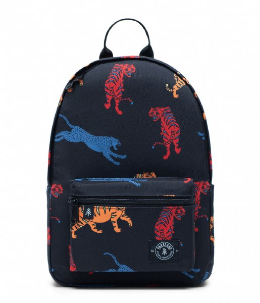76f5a3a5b55 Edison Backpack tiger (00333) Parkland | The Little Green Bag
