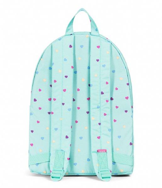 Parkland Dagrugzak Franco Backpack candy hearts (00240)
