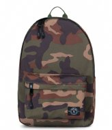 Parkland Vintage Backpack 13 Inch classic camo (00218)