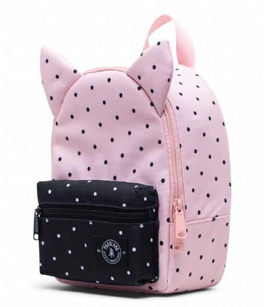 Parkland Dagrugzak Little Monster Polka Dots Backpack polka dot quartz (00259)