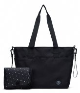 Parkland Fairview Diaper Bag  black (00217)