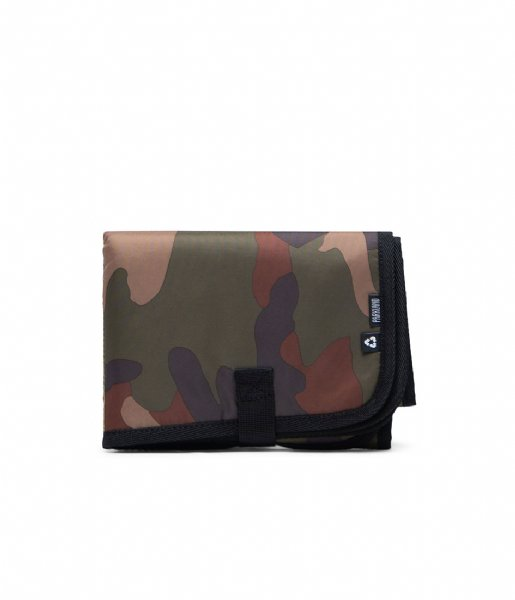 Parkland Luiertas Fairview Diaper Bag  army (00229)