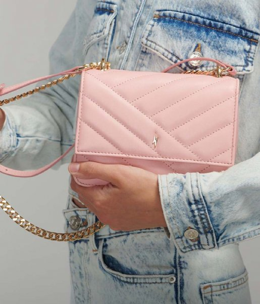 Pauls Boutique Crossbodytas Mini Christy Walbrook Dusty Pink