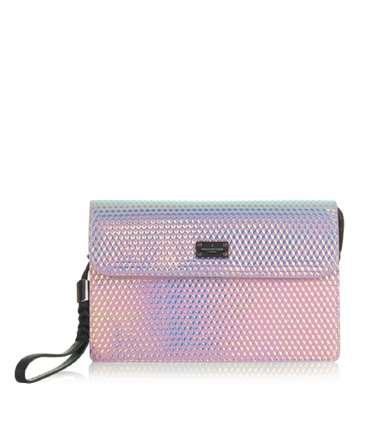 Pauls Boutique Embrayage Gris Londres jJaD0