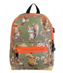 Pick & Pack Schooltas Squirell Backpack Groen