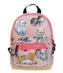 Pick & Pack Schooltas Kittens Backpack Roze