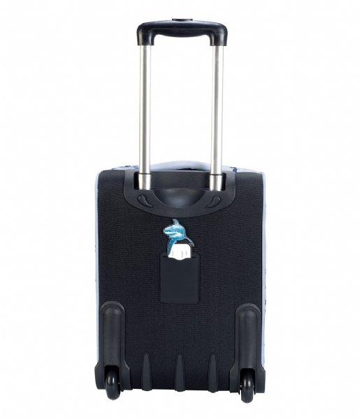 Pick & Pack Reiskoffer Shark Trolley it blue (13)