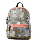 Pick & Pack-Rugzakken-Cute Animals Backpack-Beige