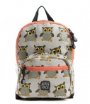 Pick & Pack Schooltas Backpack Owl Grijs