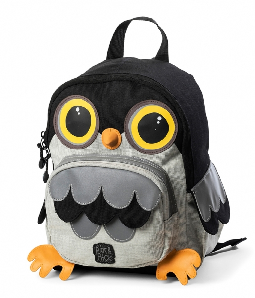 Pick & Pack Dagrugzak Backpack Owl Shape owl (16)