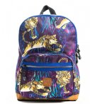 Pick & Pack Schooltas Wild Cats Backpack 13 Inch Blauw