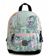 Pick & Pack Mice Backpack aqua (12)
