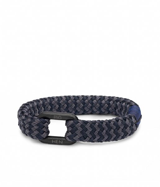 Pig and Hen Armband Limp Lee 20 cm navy slate gray (063822)