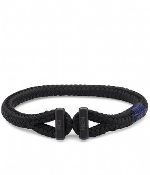 Pig and Hen Armband Icy Ike Bracelet black (090000)