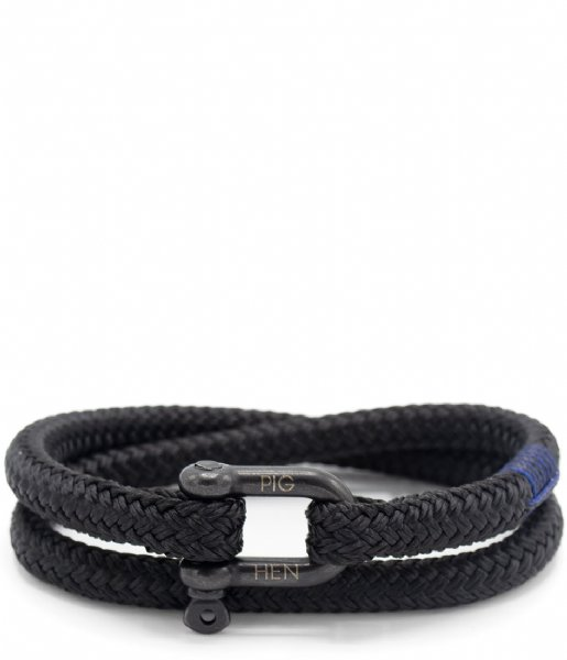 Pig and Hen Armband Salty Steve 20 cm black black (290000)