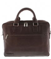 Plevier Laptop Bag 482 15.6 inch brown
