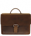 Plevier-Laptoptassen-Laptop Bag 553-Bruin