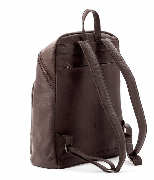Plevier Laptop rugzak Voltage Laptop Backpack 15.6 Inch dark brown
