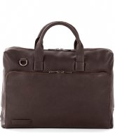 Plevier Transonic Laptop Bag 15.6 Inch dark brown