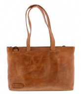 Plevier Laptop Bag 709 15.6 Inch cognac