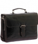 Plevier-Laptoptassen-Laptop Bag 723 15.6 Inch-Bruin