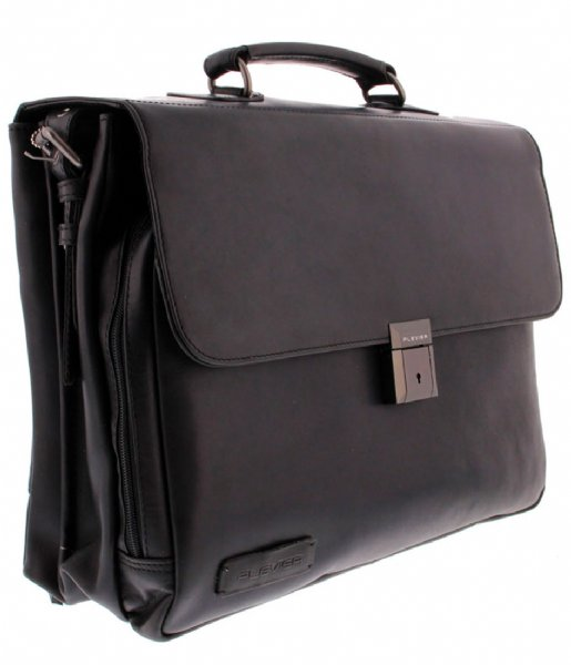 Plevier Laptop schoudertas Laptop Bag 853 15.6 Inch black