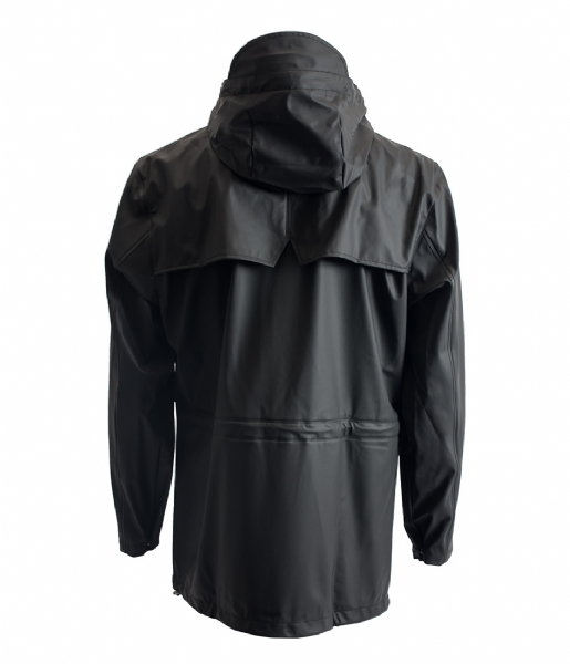 Rains Regenjas Four Pocket Jacket black (01)