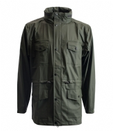 Rains Four Pocket Jacket green (03)