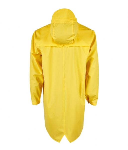 Rains Regenjas Long Jacket yellow (04)