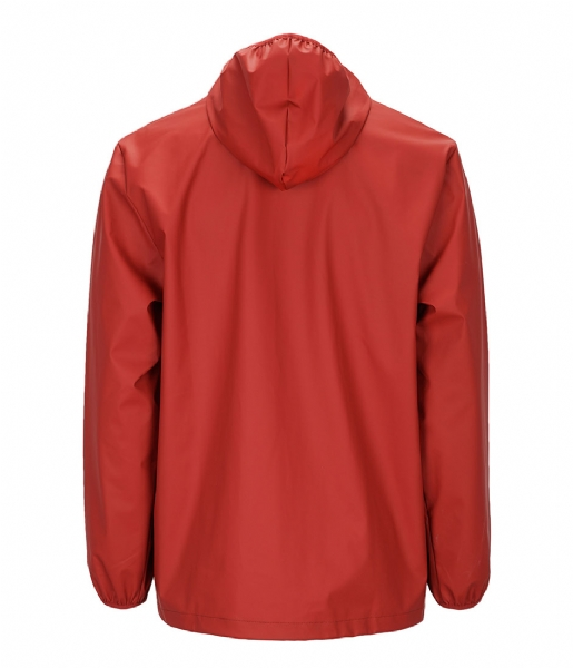 Rains Regenjas Base Jacket scarlet (20)