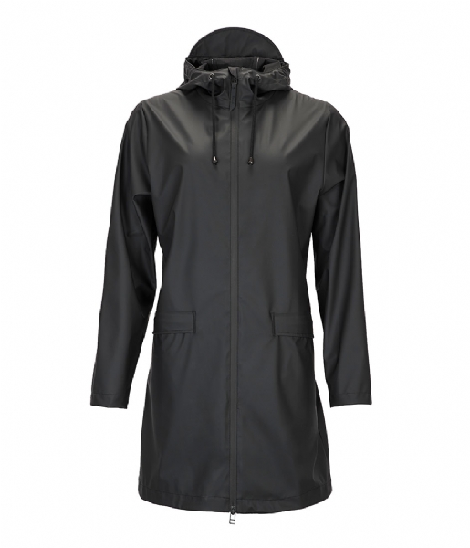 Rains Regenjas W Coat black (01)