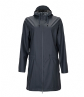 Rains W Coat blue (02)