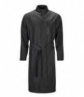 Rains Lance Coat black (01)