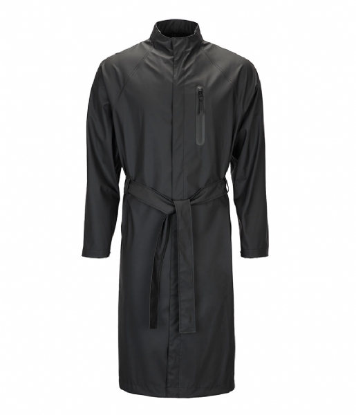 Rains Schoudertas Lance Coat black (01)