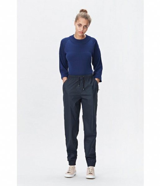 Rains Regenbroek Trousers blue (02)
