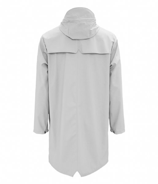 Rains Regenjas Long Jacket stone (75)