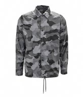 Rains AOP Coach Jacket night camo (82)