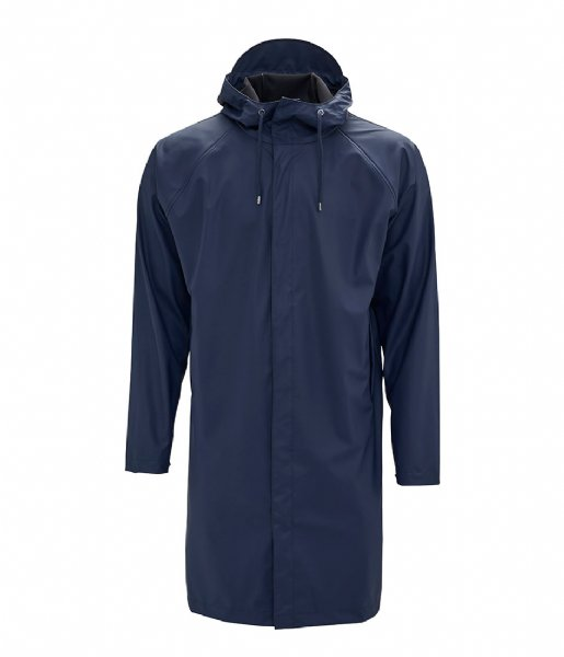 Rains Regenjas Coat blue (02)