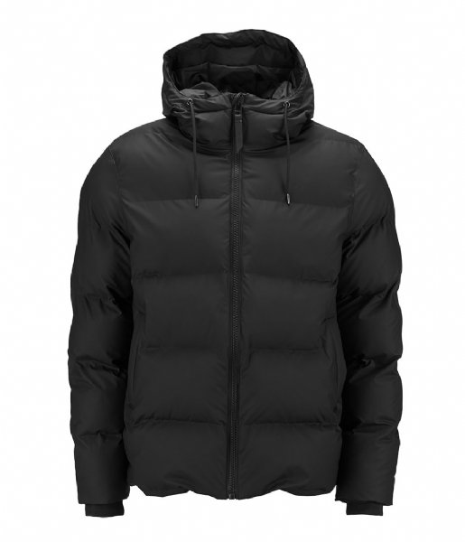 Rains Winterjas Puffer Jacket black (01)