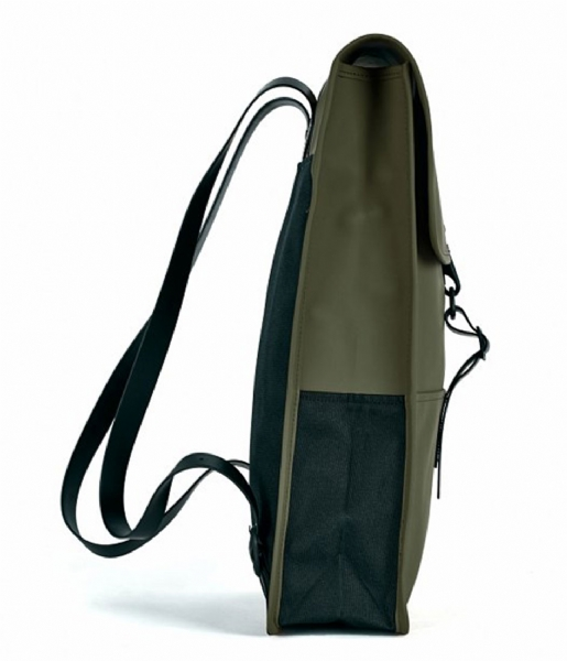 Rains Laptop rugzak Backpack 15 Inch green (03)
